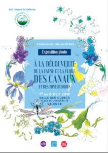 Exposition photos des canaux de Valence @ Salle des Clercs